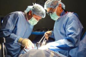 Хирургическое удаление грыжи позвоночника