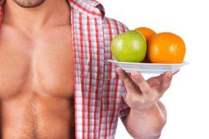 «Мужская» диетология