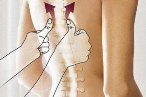 Точечный лечебный массаж
