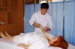 Лечебный массаж ТКМ