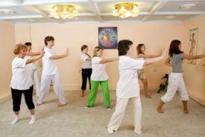 Лечебная китайская гимнастика