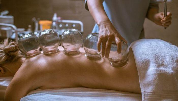 Лечение с помощью банок