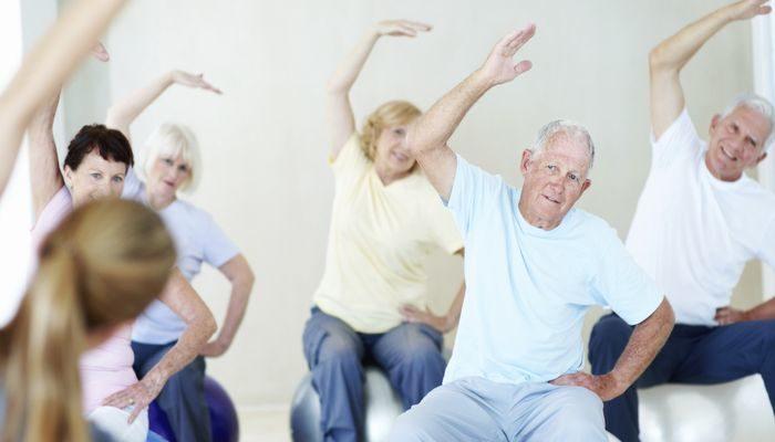 Практические занятия — лечебная физкультура