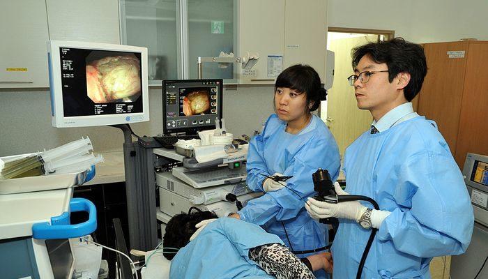 Ультразвуковая диагностика органов пациента